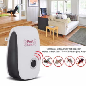 USA Plug Electronic Drive Rats Insecticide Repellent Ultrasonic Pest Repeller Multi-Functional