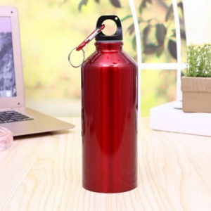 Water Bottle 400ml outdoor exercise aluminum material easy to carry