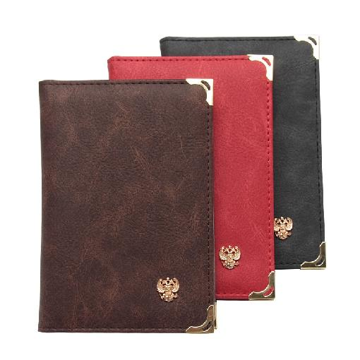 Women Driver License Holder Document Wallet PU Leather Passport Cover Travel Card Holder Porte Carte